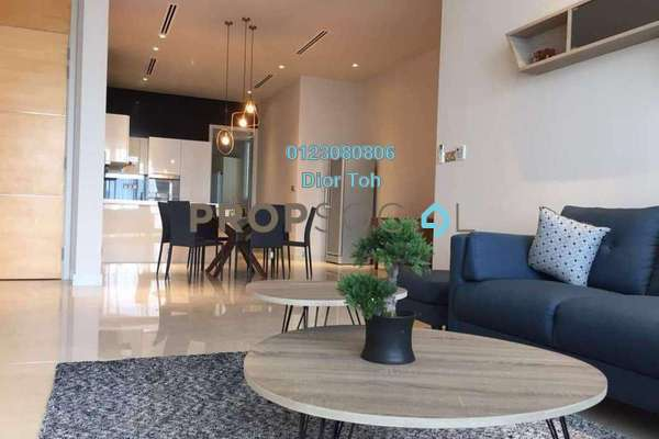 For Sale Condominium at Sunway Palazzio, Sri Hartamas Freehold Fully Furnished 3R/4B 2.38m