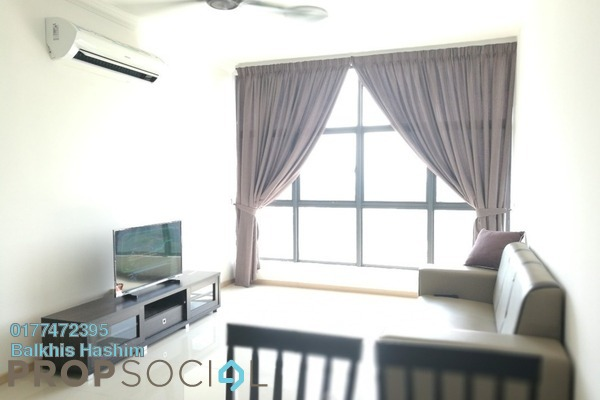 For Rent Serviced Residence at Vista Alam, Shah Alam Freehold Fully Furnished 2R/2B 1.65k