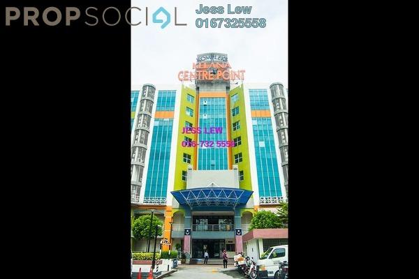 For Rent Office at Kelana Centre Point, Kelana Jaya Freehold Fully Furnished 2R/0B 3k