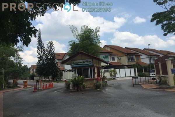 For Sale Bungalow at Sungai Congkak, Bukit Rimau Freehold Semi Furnished 4R/4B 1.68m