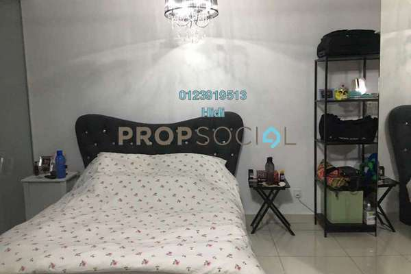 For Rent Duplex at De Centrum Residences, Kajang Freehold Fully Furnished 1R/2B 1.7k