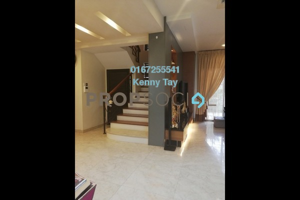 For Sale Bungalow at Taman Sri Bintang, Kepong Freehold Fully Furnished 7R/5B 2.66m