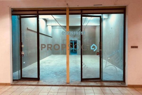 For Rent Shop at De Centrum City, Kajang Freehold Unfurnished 0R/2B 2.3k
