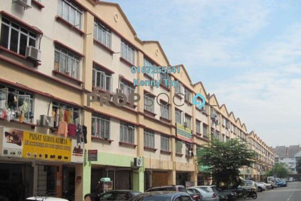 For Sale Apartment at Vista Saujana, Kepong Freehold Semi Furnished 3R/2B 295k