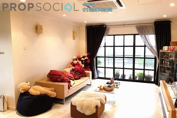 For Sale Condominium at Contessa, Bangsar Freehold Fully Furnished 2R/2B 1.5m