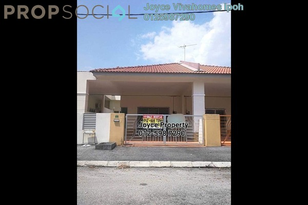 For Sale Terrace at Panorama Lapangan Perdana, Ipoh Freehold Unfurnished 3R/2B 260k