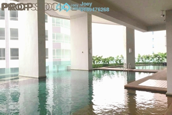 For Sale Condominium at Cendana, KLCC Freehold Fully Furnished 2R/4B 1.85m