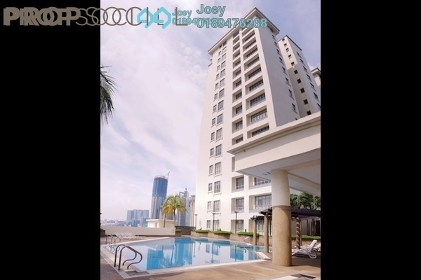 For Sale Condominium at Sri Langit, Seputeh Freehold Fully Furnished 4R/4B 2.2m
