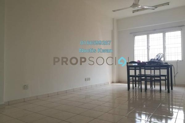 For Sale Apartment at Kantan Court, Seri Kembangan Freehold Unfurnished 3R/2B 270k