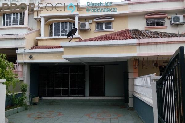 For Rent Terrace at BRP 4, Bukit Rahman Putra Freehold Semi Furnished 4R/3B 1.6k