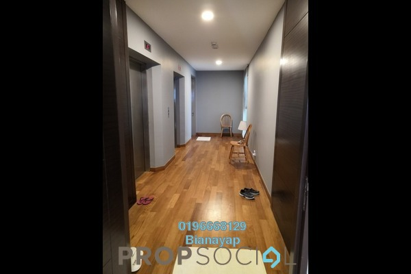 For Rent Condominium at Uptown Residences, Damansara Utama Freehold Fully Furnished 3R/3B 6.2k