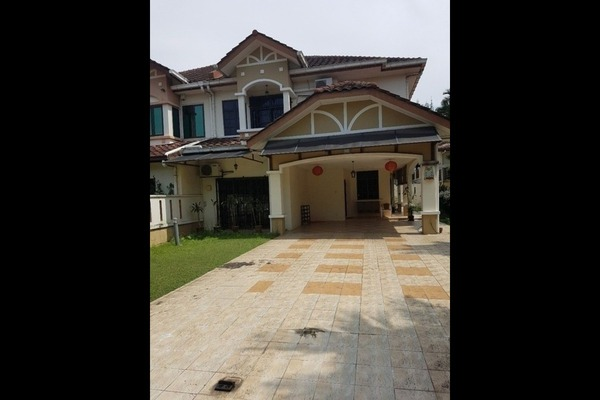 For Sale Semi-Detached at BK6, Bandar Kinrara Freehold Semi Furnished 4R/3B 1.8m