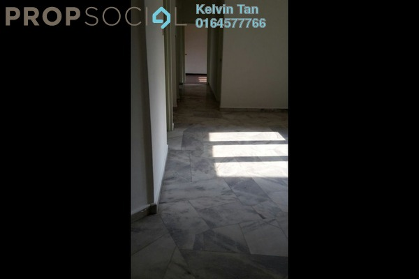 For Sale Apartment at Pangsapuri Bukit Beruang Utama, Bukit Beruang Freehold Fully Furnished 3R/2B 398k
