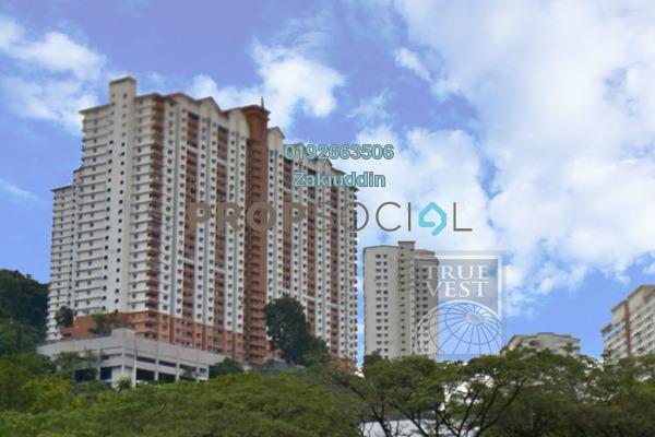 For Sale Condominium at Flora Damansara, Damansara Perdana Leasehold Semi Furnished 3R/2B 250k