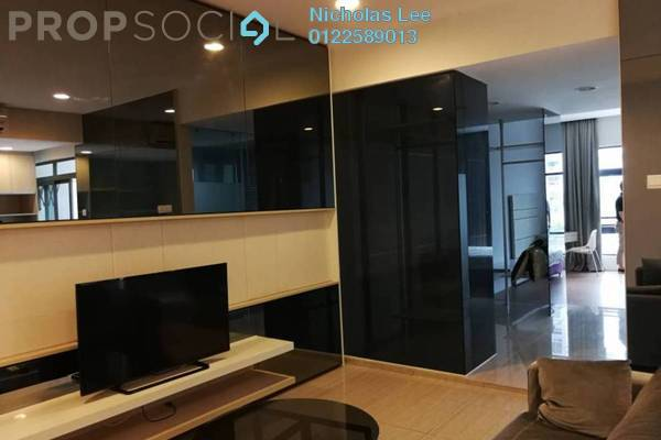 For Sale Condominium at Eve Suite, Ara Damansara Freehold Fully Furnished 1R/1B 485k