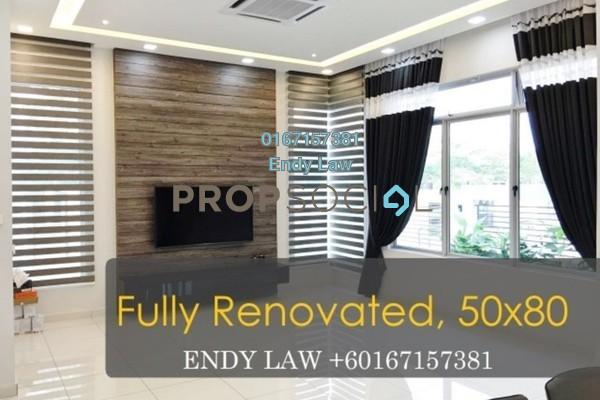 For Sale Semi-Detached at Nusa Duta, Iskandar Puteri (Nusajaya) Freehold Semi Furnished 5R/6B 1.65m