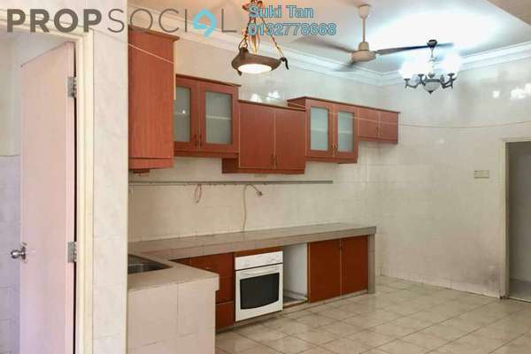 For Sale Terrace at Taman OUG, Old Klang Road Freehold Semi Furnished 4R/3B 990k