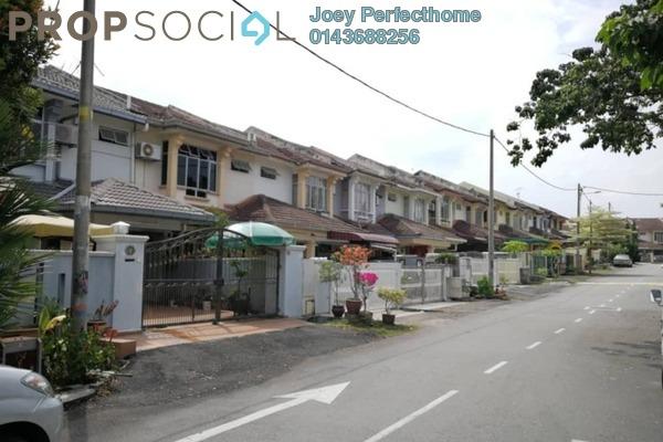 For Sale Terrace at Seksyen 9, Bandar Mahkota Cheras Freehold Semi Furnished 4R/3B 659k