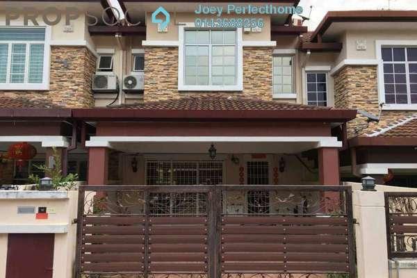 For Sale Terrace at Cheras Vista, Bandar Mahkota Cheras Freehold Fully Furnished 4R/3B 736k