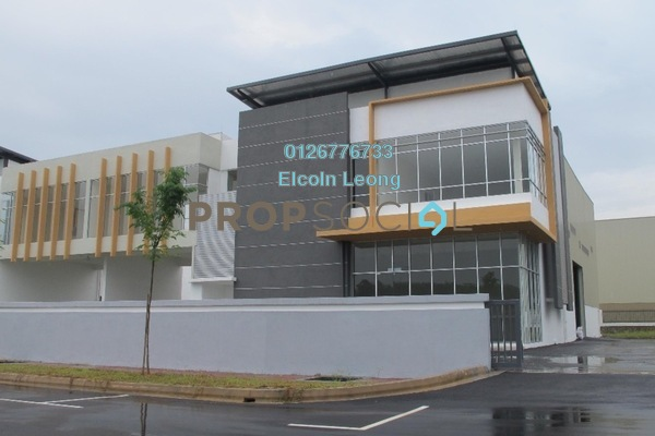 For Sale Factory at Semtec Park , Semenyih Freehold Unfurnished 3R/3B 3.8m