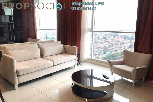 For Rent Condominium at Uptown Residences, Damansara Utama Freehold Fully Furnished 0R/1B 3k