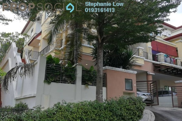 For Rent Semi-Detached at Sierra Seputeh, Seputeh Freehold Semi Furnished 4R/5B 8.2k
