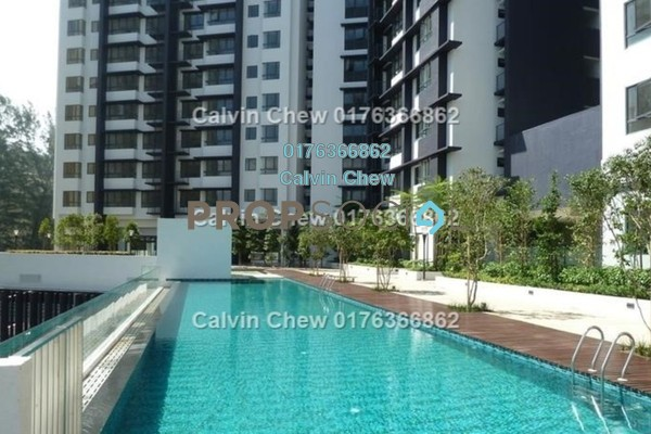 For Sale Condominium at Residence 8, Old Klang Road Freehold Unfurnished 4R/0B 567k