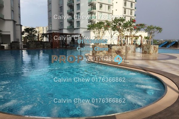 For Sale Condominium at M Condominium, Johor Bahru Freehold Unfurnished 3R/2B 324k
