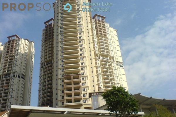 For Sale Condominium at Seri Maya, Setiawangsa Freehold Semi Furnished 3R/2B 800k
