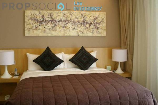 For Rent Condominium at Fraser Place, KLCC Freehold Fully Furnished 1R/1B 3.8k