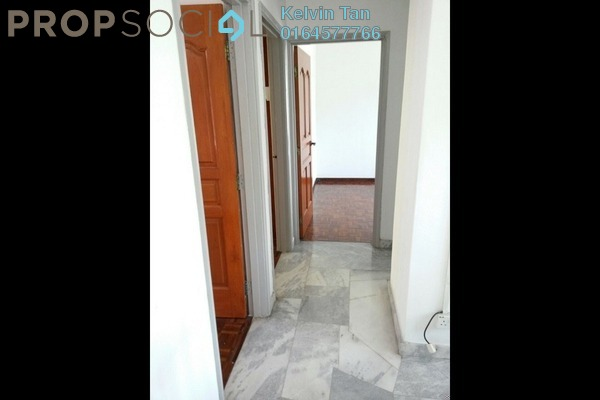 For Sale Apartment at Melati Apartment, Setapak Freehold Semi Furnished 3R/2B 380k