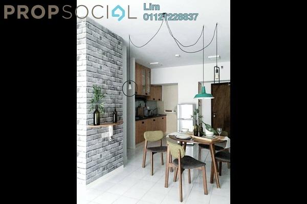 For Rent Condominium at 38 Bidara, Bukit Ceylon Freehold Fully Furnished 2R/2B 2.8k