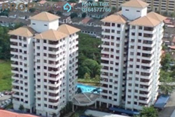 For Rent Condominium at Flamingo Series, Green Lane Freehold Semi Furnished 3R/2B 1.3k