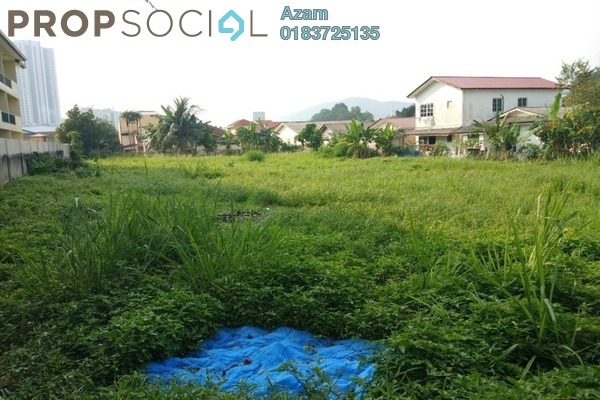 For Sale Land at Desa Melawati, Melawati Leasehold Unfurnished 0R/0B 2.99m
