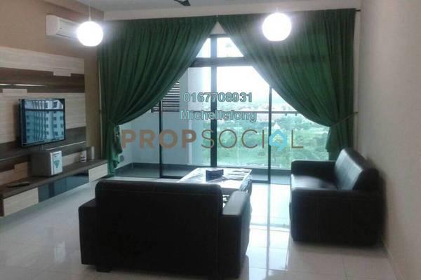 For Sale Condominium at Sky Loft, Bukit Indah Freehold Fully Furnished 3R/2B 750k