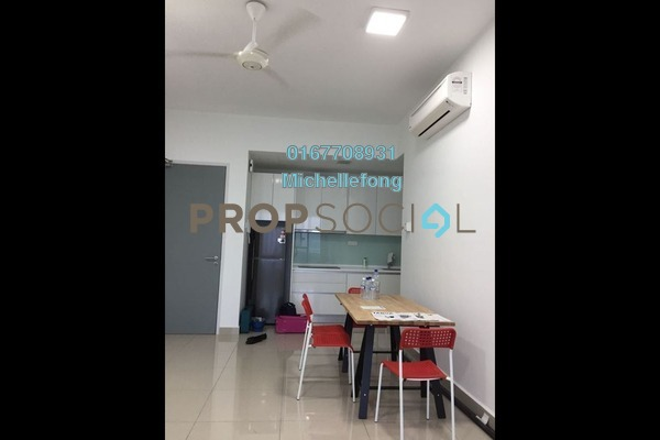 For Rent Serviced Residence at Tropez Residences, Danga Bay Freehold Fully Furnished 2R/2B 1.6k