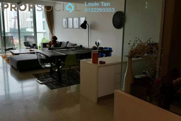 For Sale Condominium at Brunsfield Riverview, Shah Alam Leasehold Semi Furnished 3R/4B 1.6m