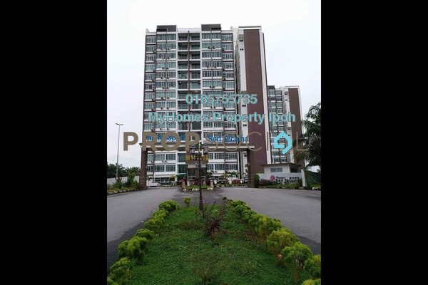 For Rent Condominium at Bandar Seri Botani, Ipoh Freehold Fully Furnished 3R/2B 1.5k