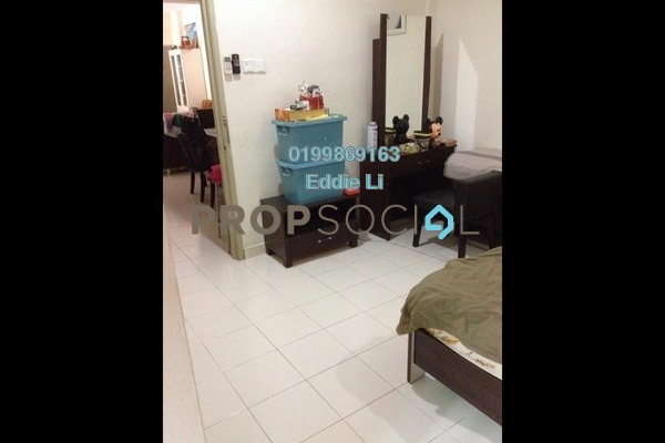 For Sale Apartment at Andari Townvilla, Selayang Heights Freehold Semi Furnished 3R/2B 330k
