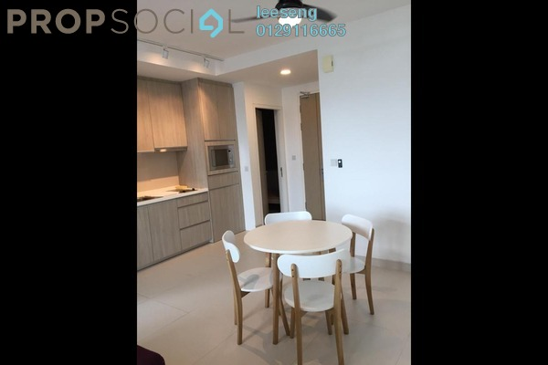 For Rent Condominium at AraGreens Residences, Ara Damansara Freehold Fully Furnished 1R/1B 2.2k