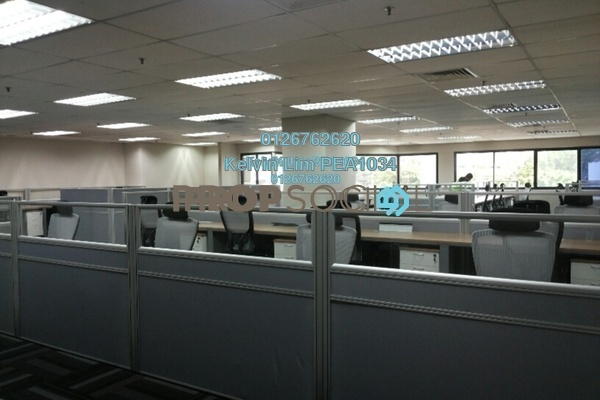For Rent Office at Menara HP, Damansara Heights Freehold Semi Furnished 1R/1B 26.5k