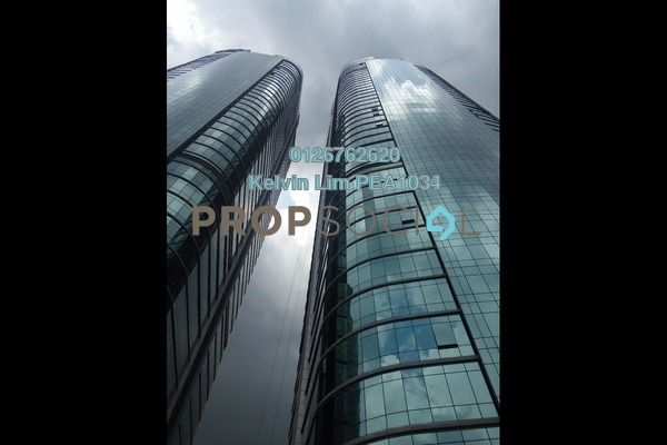 For Rent Office at The Vertical, Bangsar South Freehold Semi Furnished 1R/1B 8.38k