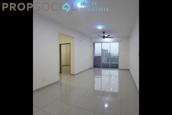For Rent Condominium at Platinum Lake PV21, Setapak Freehold Semi Furnished 2R/2B 1.45k