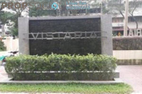 For Sale Condominium at Vistaria Residensi, Cheras Leasehold Semi Furnished 4R/2B 680k