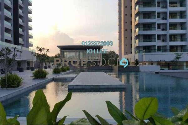 For Rent Condominium at Paragon 3, Bandar Putra Permai Freehold Semi Furnished 3R/3B 1.6k