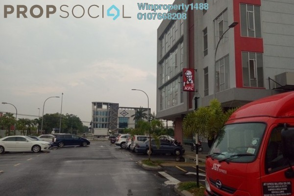 For Rent Shop at Jalan Sungai Tiram, Ulu Tiram Freehold Unfurnished 0R/0B 4.5k