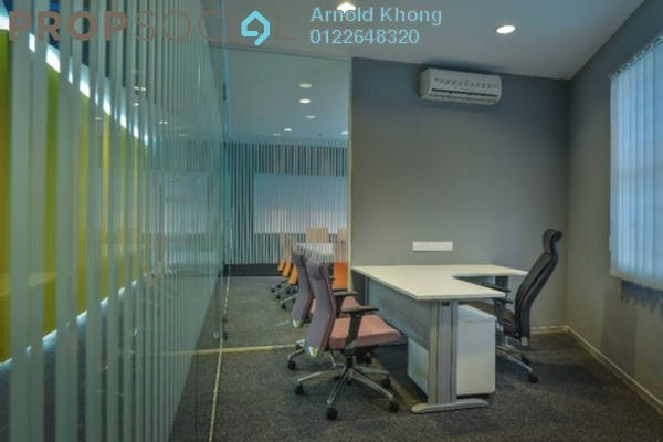 For Rent Office at Section 13, Petaling Jaya Freehold Unfurnished 0R/0B 6k