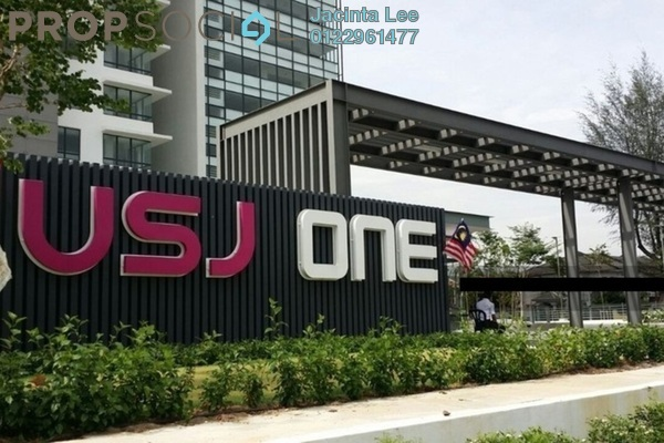 For Sale Serviced Residence at You One, UEP Subang Jaya Freehold Unfurnished 4R/3B 718k
