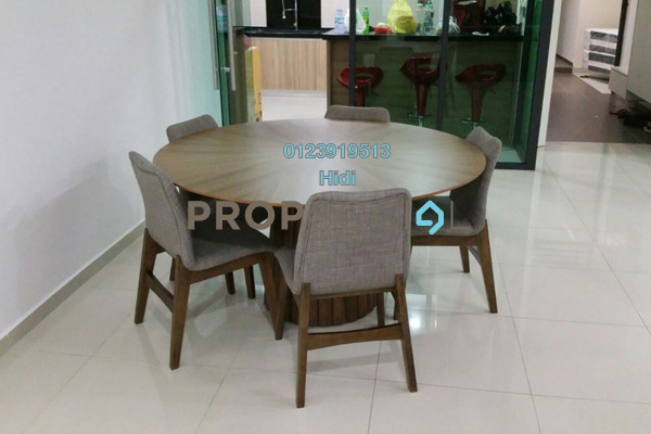 For Sale Condominium at X2 Residency, Puchong Freehold Fully Furnished 4R/5B 900k