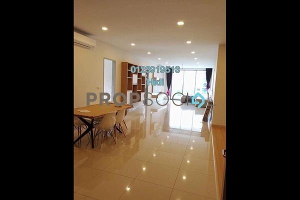 For Sale Condominium at X2 Residency, Puchong Freehold Semi Furnished 4R/5B 890k